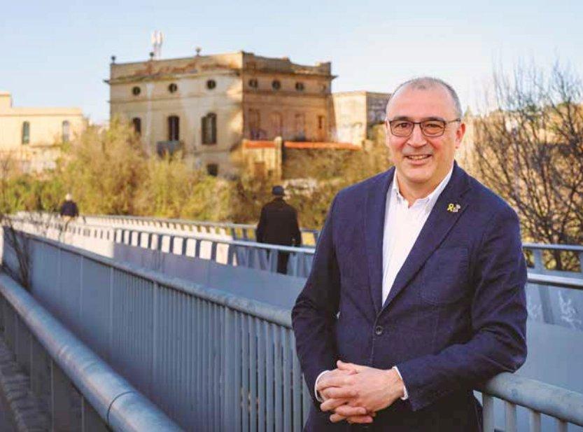 Antoni Garcia. Entrevista al Diari de l'Hospitalet